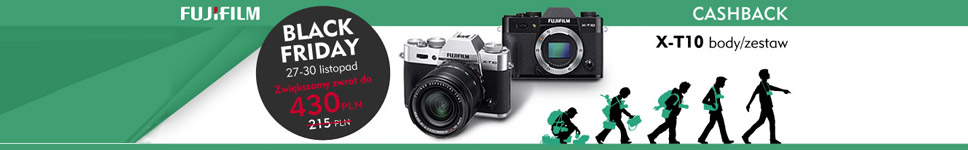 Fujifilm - black friday - XT10