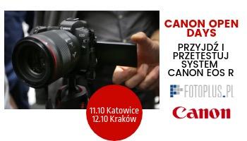 Canon Open Days | System EOS R | Kraków i Katowice
