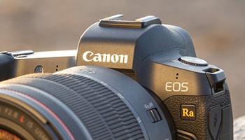 Canon EOS Ra – aparat zaprojektowany z myślą o astrofotografii