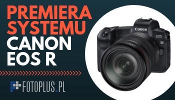 Premiera systemu Canon EOS R w Krakowie