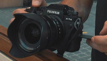 FUJIFILM X-T4 – aparat bezkompromisowy. Nasza recenzja