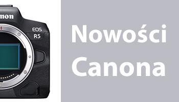 Bezlusterkowiec, lustrzanka i drukarka - nowości od Canona