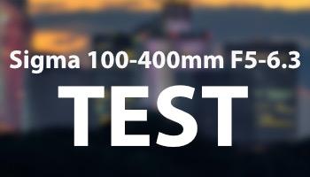 Sigma 100-400mm F5-6.3 w rękach entuzjasty krajobrazu miejskiego | TEST