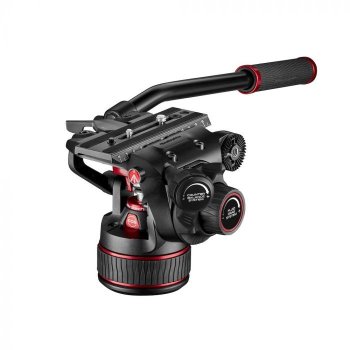 Głowica wideo Manfrotto Nitrotech 608