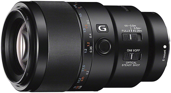 Obiektyw Sony FE 90mm f/2,8 Macro G OSS + MARUMI UV Fit-Slim MC 62mm + cashback  450zł