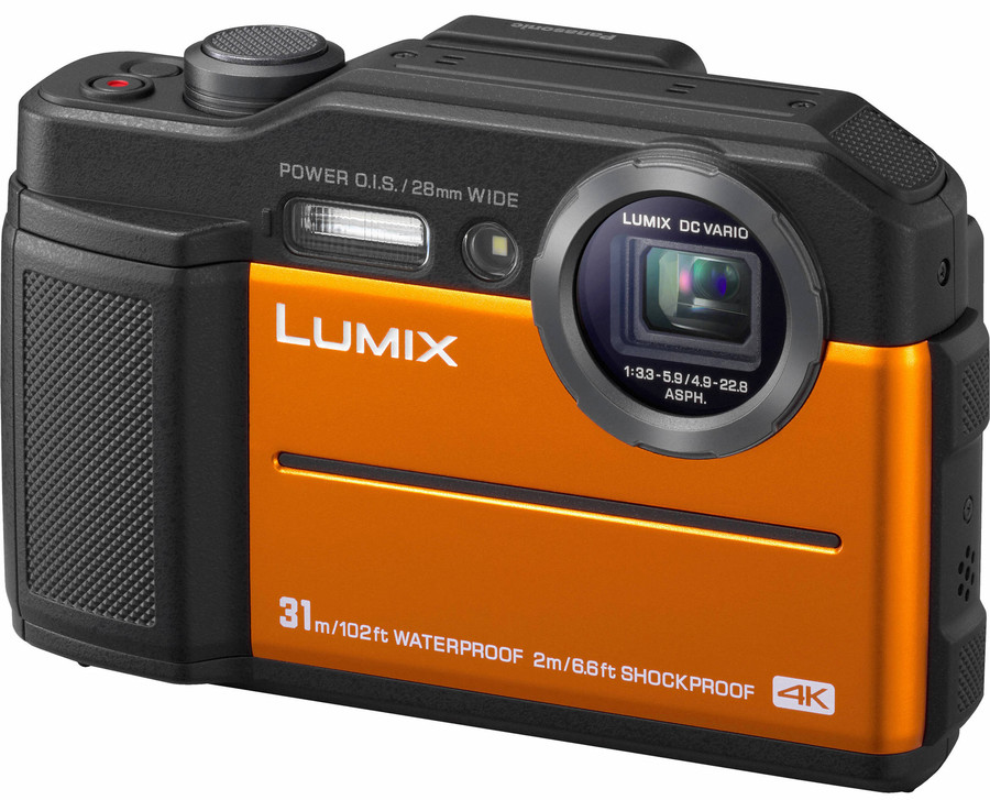 Aparat Panasonic LUMIX DC-FT7