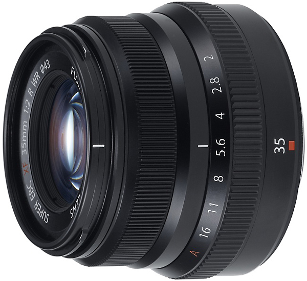 Obiektyw Fujinon XF 35mm f/2 R WR + MARUMI UV Fit-Slim MC 43mm GRATIS!