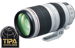 Canon EF 100-400mm f/4,5-5,6L IS II USM + 12 rat 0% + Cashback 1290zł