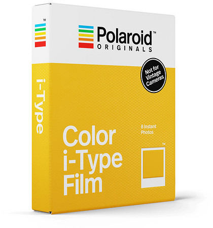 Wkład Polaroid originals COLOR film For I-Typ