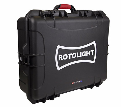 Zestaw ROTOLIGHT Masters Kit do lamp Anova (walizka+wrota)