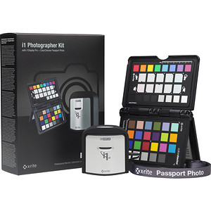 X-Rite zestaw i1 Photographer Kit