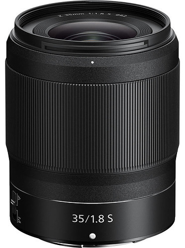 Obiektyw Nikkor Z 35mm f/1,8 S - RABAT 430 ZŁ + MARUMI UV Fit-Slim MC 62mm GRATIS!