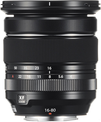 Obiektyw Fujinon XF 16-80mm f/4 R OiS WR + MARUMI UV Fit-Slim MC 72mm GRATIS!