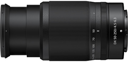 Obiektyw Nikkor Z 50-250mm f/4.5-6.3 DX VR+ MARUMI UV Fit-Slim MC 62mm GRATIS!
