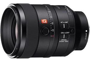 Obiektyw Sony FE 100mm F/2.8 STF GM OSS + MARUMI UV Fit-Slim MC 72mm GRATIS! + CASHBACK 450zl