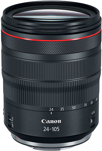 Obiektyw Canon RF 24-105mm f/4 L IS USM (OEM)