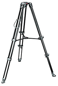 Statyw wideo Manfrotto Twin Telescopic 502AM