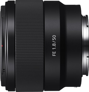 Obiektyw Sony FE 50mm F1.8 + MARUMI UV Fit-Slim MC 49mm GRATIS!