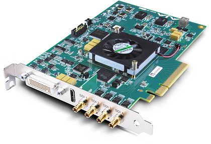 AJA Kona 4 PCI-E Video I/O