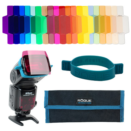 Zestaw ExpoImaging Rogue Flash Gels - Combo Filter Kit