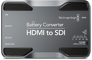 Battery Converter HDMI > SDI