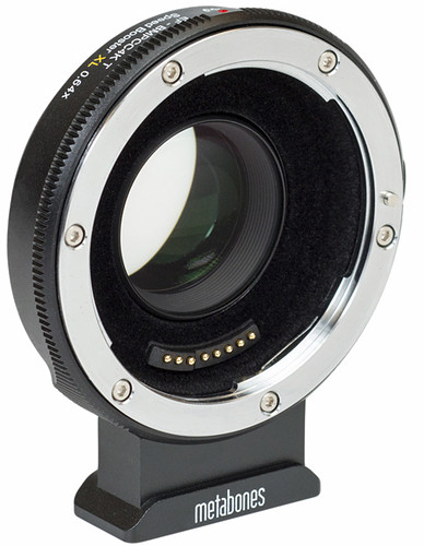 Metabones Canon EF do BMPCC4K T Speed Booster XL 0.64x (MB_SPEF-m43-BT9)