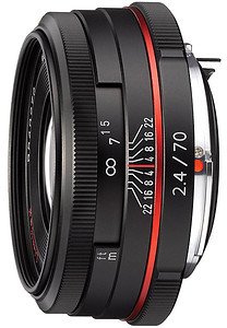 Pentax HD DA 70mm f/2,4 Limited