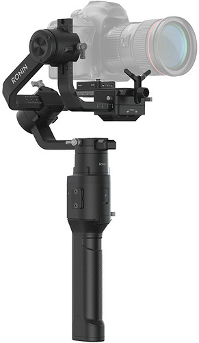 Stabilizator DJI Ronin S Essentials Kit
