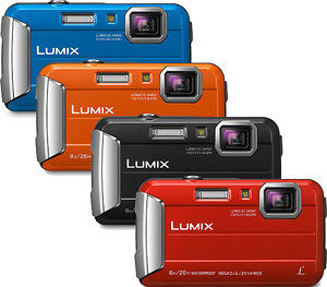 Aparat Panasonic Lumix DMC-FT30
