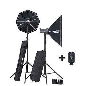 Elinchrom zestaw lamp D-Lite RX 4/4 Softbox Set