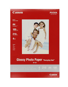"Papier Canon Glossy Photo ""Everyday Use"" (GP-501)"
