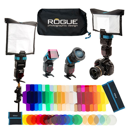 Zestaw ExpoImaging Rogue FlashBender 2 - Portable Lighting Kit