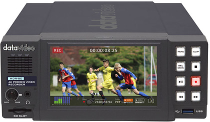 DataVideo HDR-80 ProRes Video Recorder