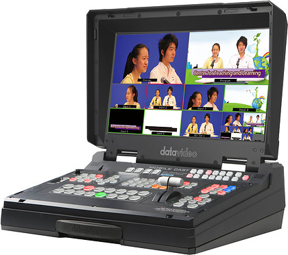DataVideo HS-1300 HD 4 x SDI + 2 x HDMI Streaming - mikser wideo