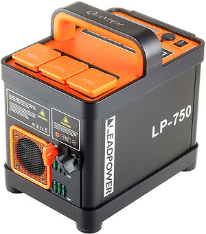 Quadralite generator błysku Leadpower LP-750