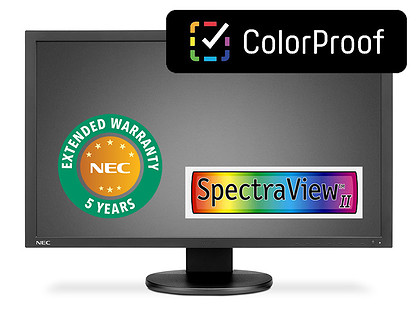 Monitor NEC MultiSync PA271Q-CPr (ColorProof)