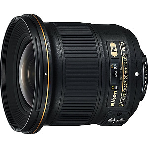Obiektyw Nikkor AF-S 20mm f/1,8G ED + MARUMI UV Fit-Slim MC 77mm GRATIS!