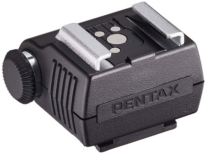 Pentax adapter HOT SHOE ADAPTER F