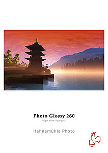 Papier Hahnemühle Photo Glossy 260 gsm *