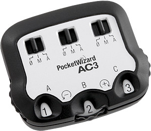 PocketWizard AC3 ZoneController (Canon)