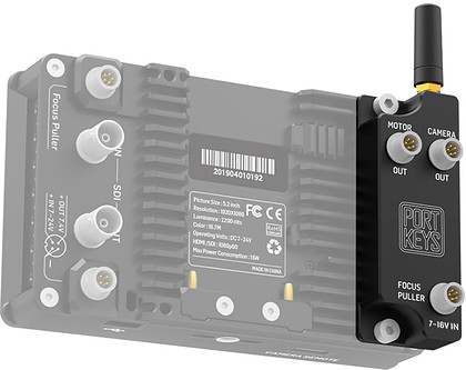 PortKeys BT1 Bluetooth Module do BM5 Blackmagic Pocket Monitor - Promocja Black Friday!