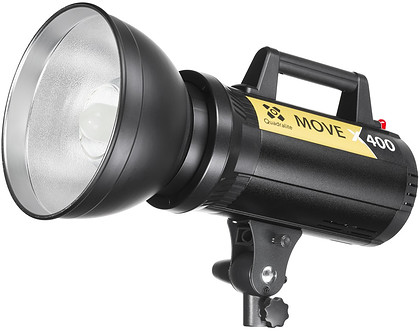 Quadralite lampa Move X 400