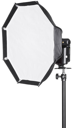 "Quadralite Reporter softbox ""octa"""