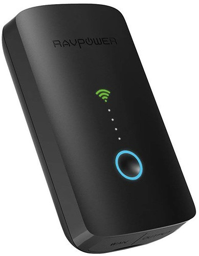 Filehub All-in-1 RAVPower RP-WD03