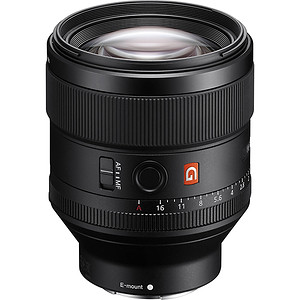 Obiektyw Sony FE 85mm f/1,4 GM + MARUMI UV Fit-Slim MC 77mm GRATIS! + CASHBACK 450zł