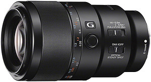 Obiektyw Sony FE 90mm f/2,8 Macro G OSS + MARUMI UV Fit-Slim MC 62mm GRATIS! + CASHBACK 450zl