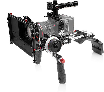 Rig SHAPE Shoulder Mount z Matte Box oraz Follow Focus do RED Komodo (SHKOSMKIT)