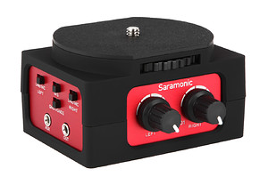 Adapter audio SARAMONIC SR-AX101 - XLR, 3.5mm in/ 3.5mm out