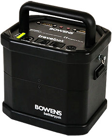 Bowens Zasilacz Small Travel Pak II