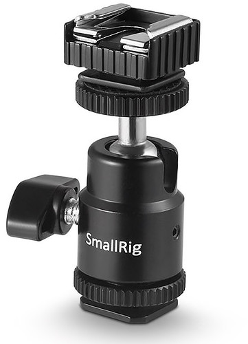 Smallrig 1639 Magic Arm wraz z zimną stopką
